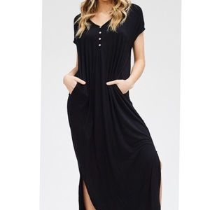 9f4722681980f OVERSIZED LOOSE FIT MAXI DRESS. Boutique.  38  88. Size  Various